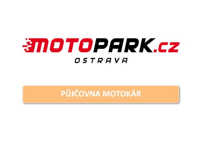 motopark ostrava pujcovna motokar