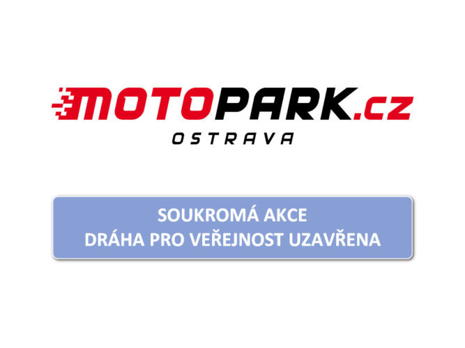 motopark ostrava dráha