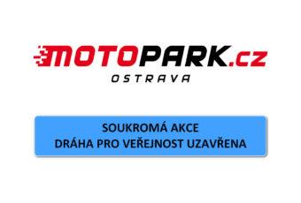 Motopark Ostrava - dráha